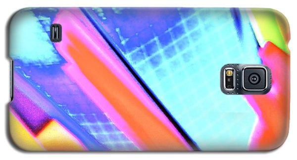 Consuming The Grid Galaxy S5 Case by Xn Tyler