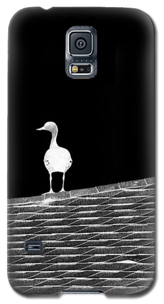 Contemplating Galaxy S5 Case by Darla Wood