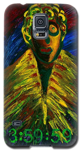 Contemplating Re-tox Galaxy S5 Case