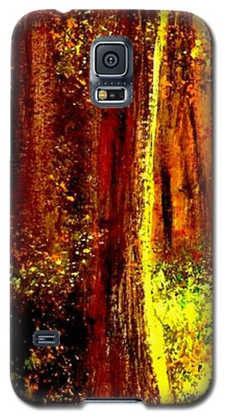 Contemplation.. Galaxy S5 Case by Cristina Mihailescu