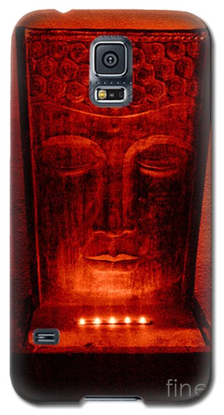 Galaxy S5 Case featuring the photograph Contemplation by Linda Prewer