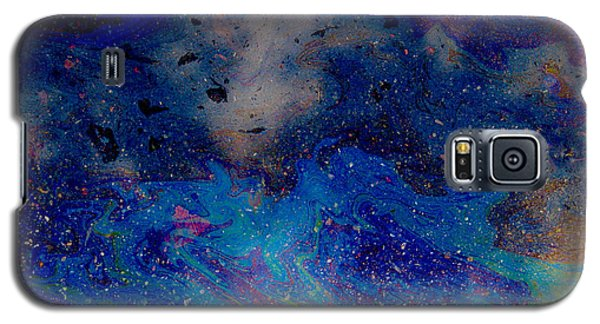 Contemplation Galaxy S5 Case by Samuel Sheats