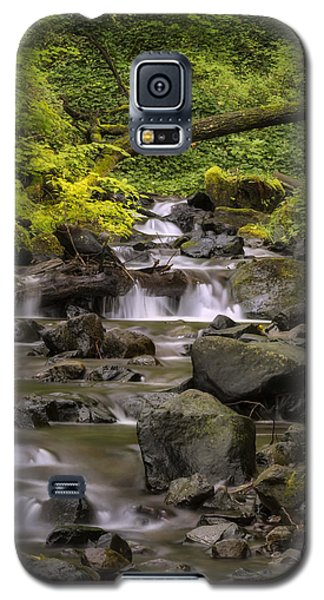 Contemplative Creek Galaxy S5 Case