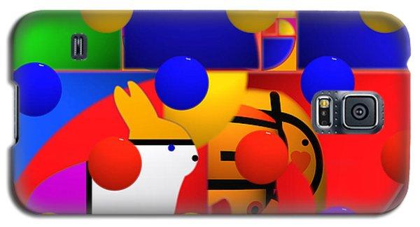 Contemporary Art Galaxy S5 Case
