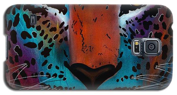 Content Leopard Galaxy S5 Case