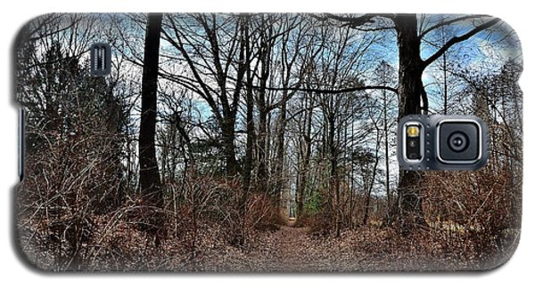 Galaxy S5 Case featuring the photograph Continental Lane by Steven Richman