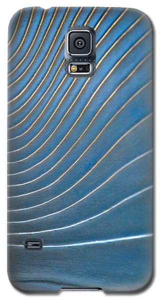 Contours 1 Galaxy S5 Case by Wendy Wilton