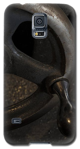 Control Galaxy S5 Case by Andrew Pacheco