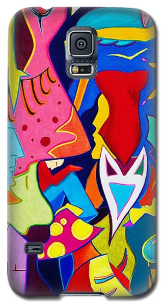 Controlled Chaos Galaxy S5 Case