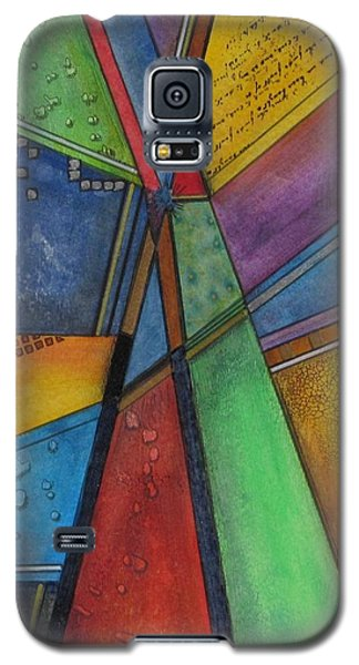 Convergence Galaxy S5 Case by Nicole Nadeau