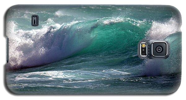 Converging Waves Galaxy S5 Case
