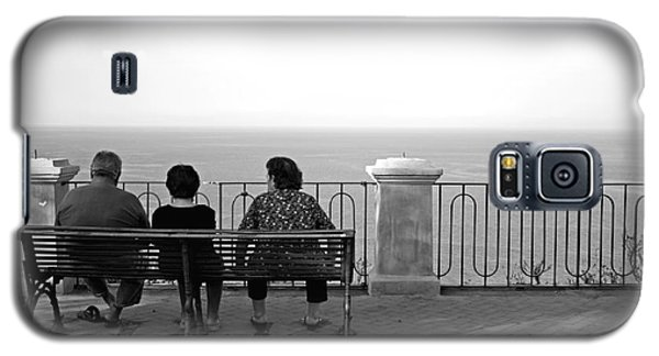Conversations By The Sea Galaxy S5 Case