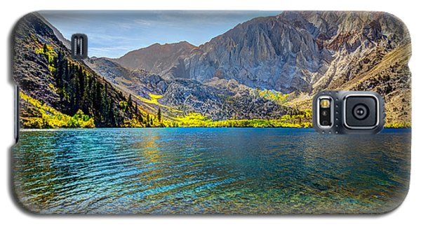 Convict Lake Fall Color Galaxy S5 Case