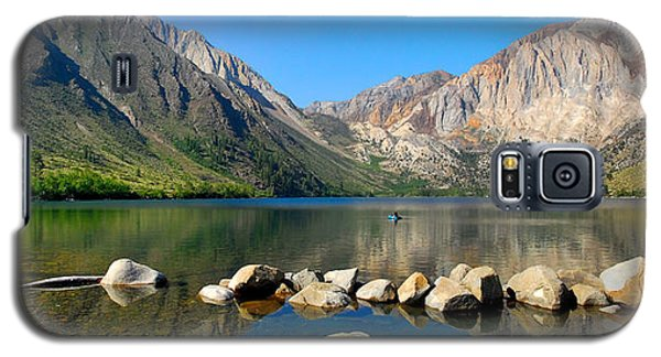 Convict Lake Panorama Galaxy S5 Case