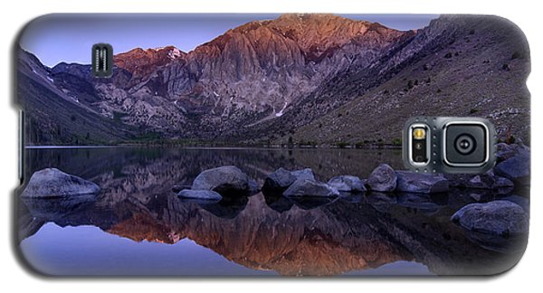 Convict Lake Galaxy S5 Case by Sean Foster