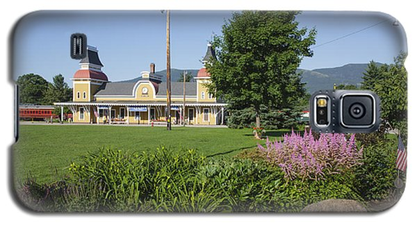 Conway Scenic Railroad - North Conway New Hampshire Usa Galaxy S5 Case
