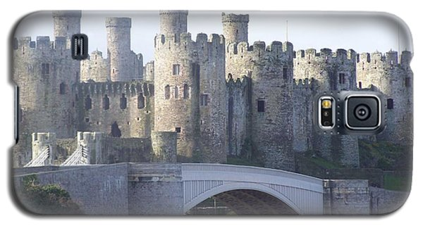 Conwy Castle Galaxy S5 Case by Christopher Rowlands