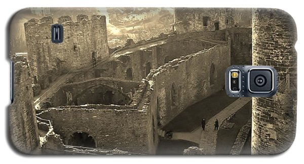 Conwy Castle Galaxy S5 Case