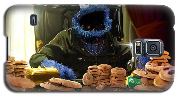 Cookie Montana Galaxy S5 Case
