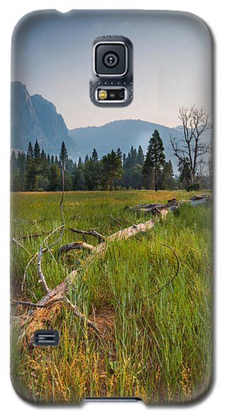 Cook's Meadow Galaxy S5 Case by Mike Lee