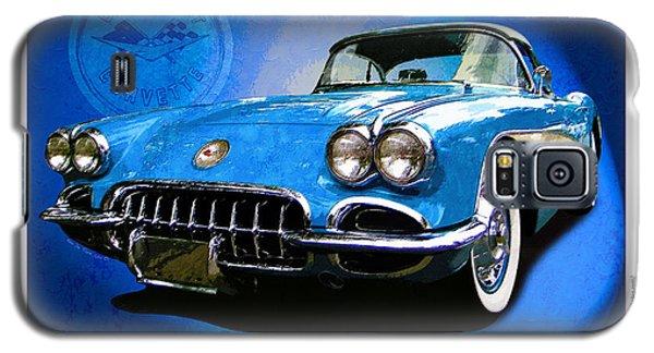 Cool Corvette Galaxy S5 Case by Kenneth De Tore