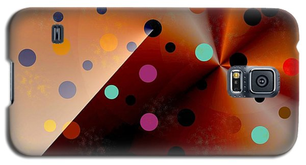 Cool Dots Galaxy S5 Case by Jessica Wright