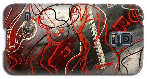 Cool Jazz 2 Galaxy S5 Case