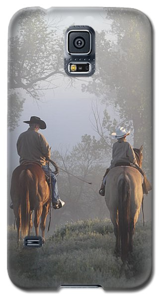 Cool Morning Galaxy S5 Case