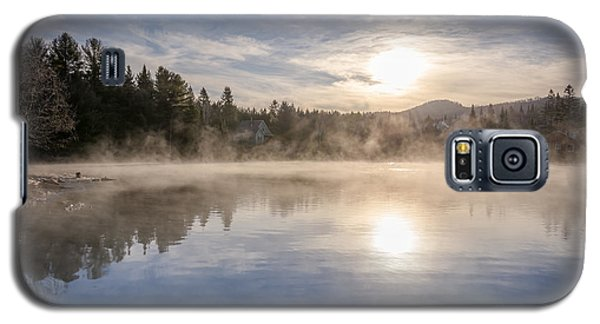 Cool November Morning Galaxy S5 Case by Jola Martysz
