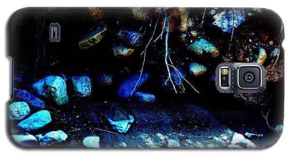 Galaxy S5 Case featuring the photograph Coal Creek Cedar Canyon Utah by Deborah Moen
