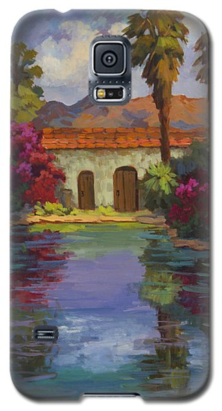 Cool Waters 2 Galaxy S5 Case by Diane McClary