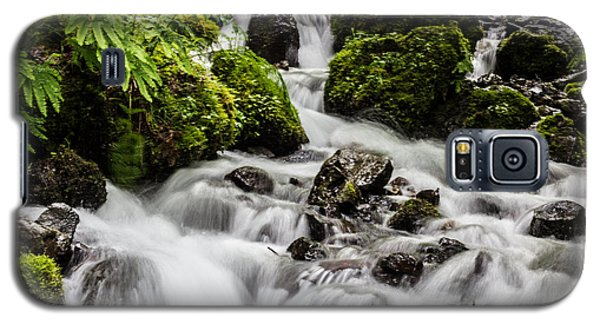 Cool Waters Galaxy S5 Case by Suzanne Luft