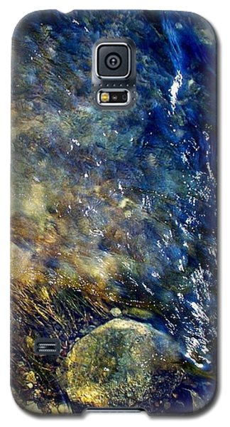Galaxy S5 Case featuring the photograph Cool Waters...of The Rifle River by Daniel Thompson