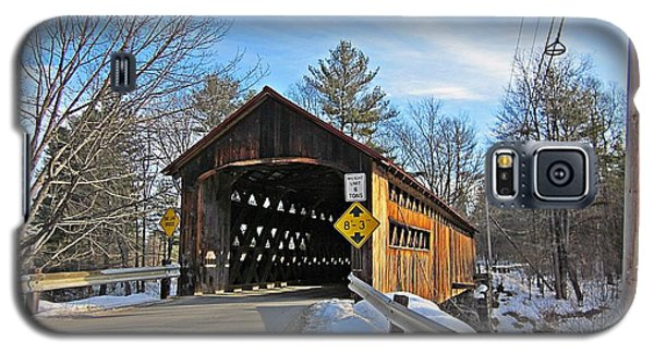 Coombs Covered Bridge Galaxy S5 Case