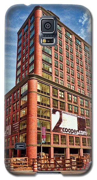 Cooper Exterior Galaxy S5 Case