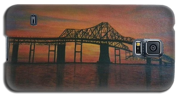 Cooper River Bridge Memories Galaxy S5 Case