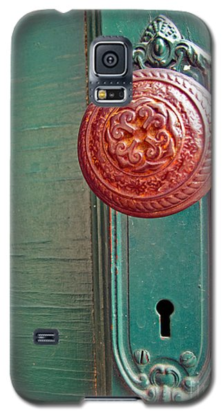 Copper Door Knob Galaxy S5 Case
