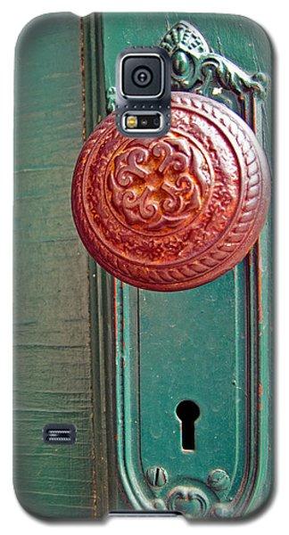 Copper Door Knob Galaxy S5 Case