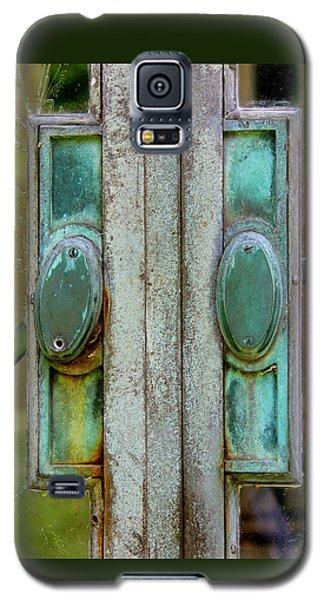 Copper Doorknobs Galaxy S5 Case