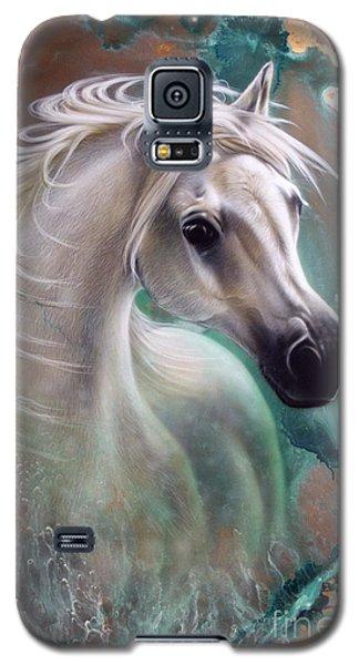 Copper Grace - Horse Galaxy S5 Case