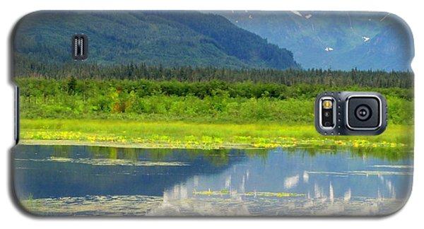 Copper River Delta Galaxy S5 Case