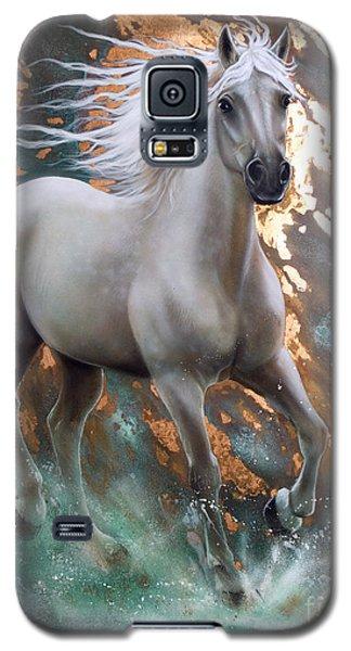 Copper Sundancer - Horse Galaxy S5 Case