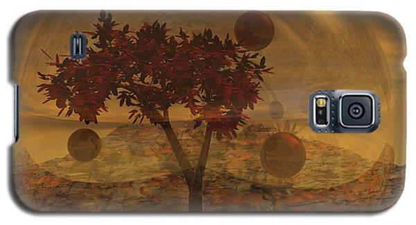 Copper Terrarium Galaxy S5 Case