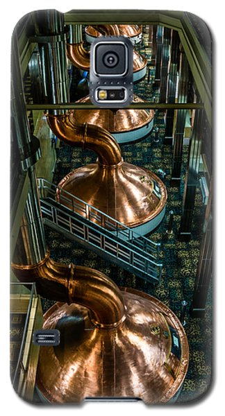 Copper Tops Galaxy S5 Case