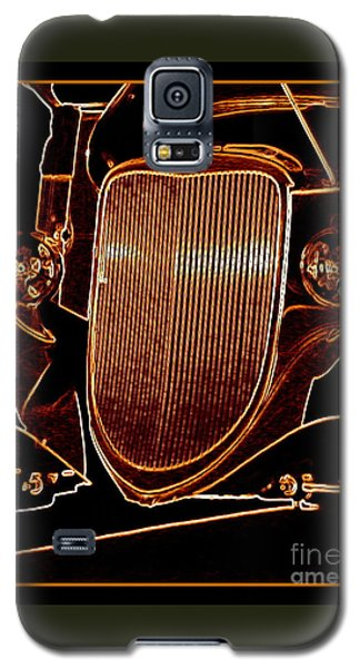 Galaxy S5 Case featuring the photograph Copper Works by Bobbee Rickard