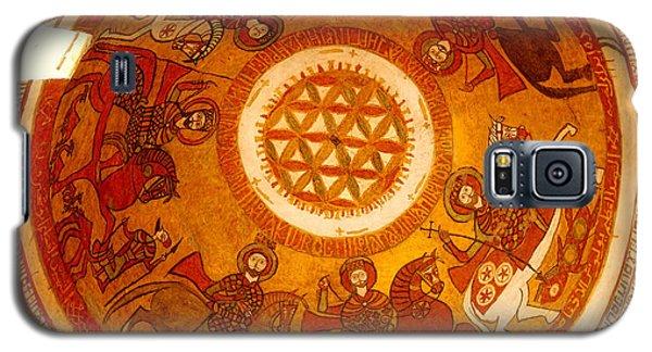 Coptic Martial Saints Galaxy S5 Case