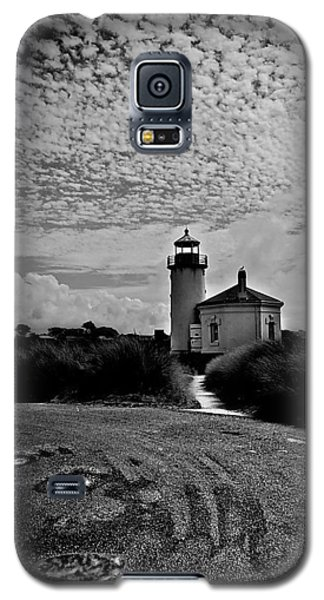 Coquille River Lighthouse Galaxy S5 Case by Melanie Lankford Photography