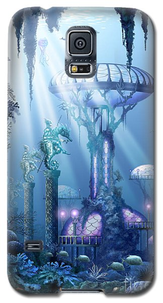 Coral City   Galaxy S5 Case by Ciro Marchetti
