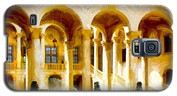 Coral Gables Series 01 Galaxy S5 Case
