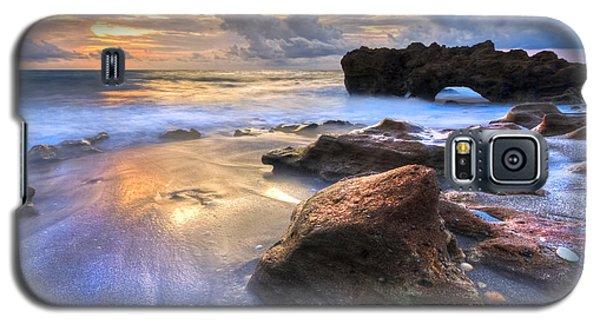 Coral Garden Galaxy S5 Case